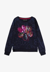 Desigual - KENTUCKY - Sweatshirt - navy - 2