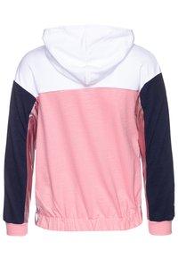 Desigual - FLORIDA - Zip-up hoodie - rosa helado - 1