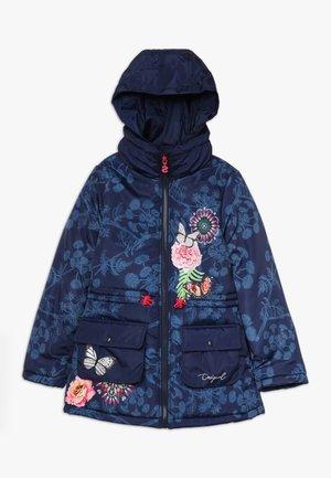 PERA - Zimní kabát - navy