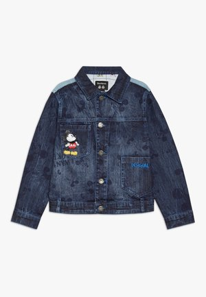 CHAQ MICKEY - Jeansjacke - jeans claro