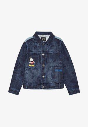 CHAQ MICKEY - Veste en jean - jeans claro