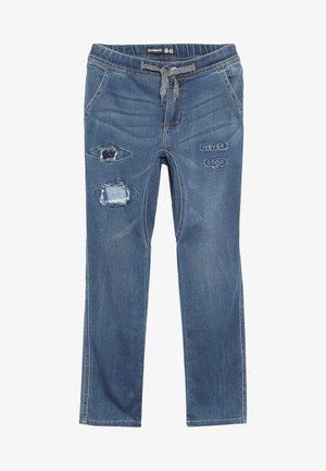 CASTRO - Jeans slim fit - jeans vaquero