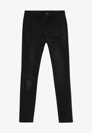 DELGADO - Slim fit jeans - black