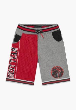 STREET - Teplákové kalhoty - rojo