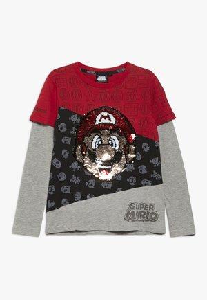 MARIO - Långärmad tröja - rojo