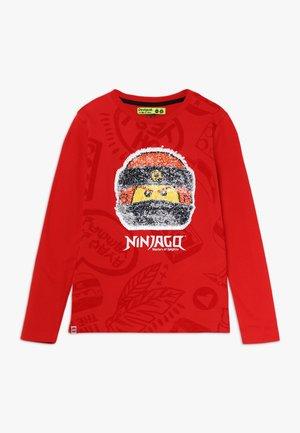 NINJA - T-shirt à manches longues - rojo