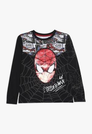 SPIDER - Långärmad tröja - black