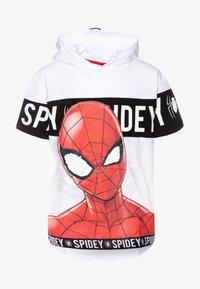 Desigual - HERO - T-shirt imprimé - blanco - 0
