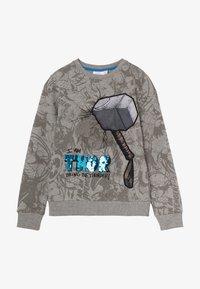 Desigual - MIGHTY - Sweater - gris vigore claro - 2