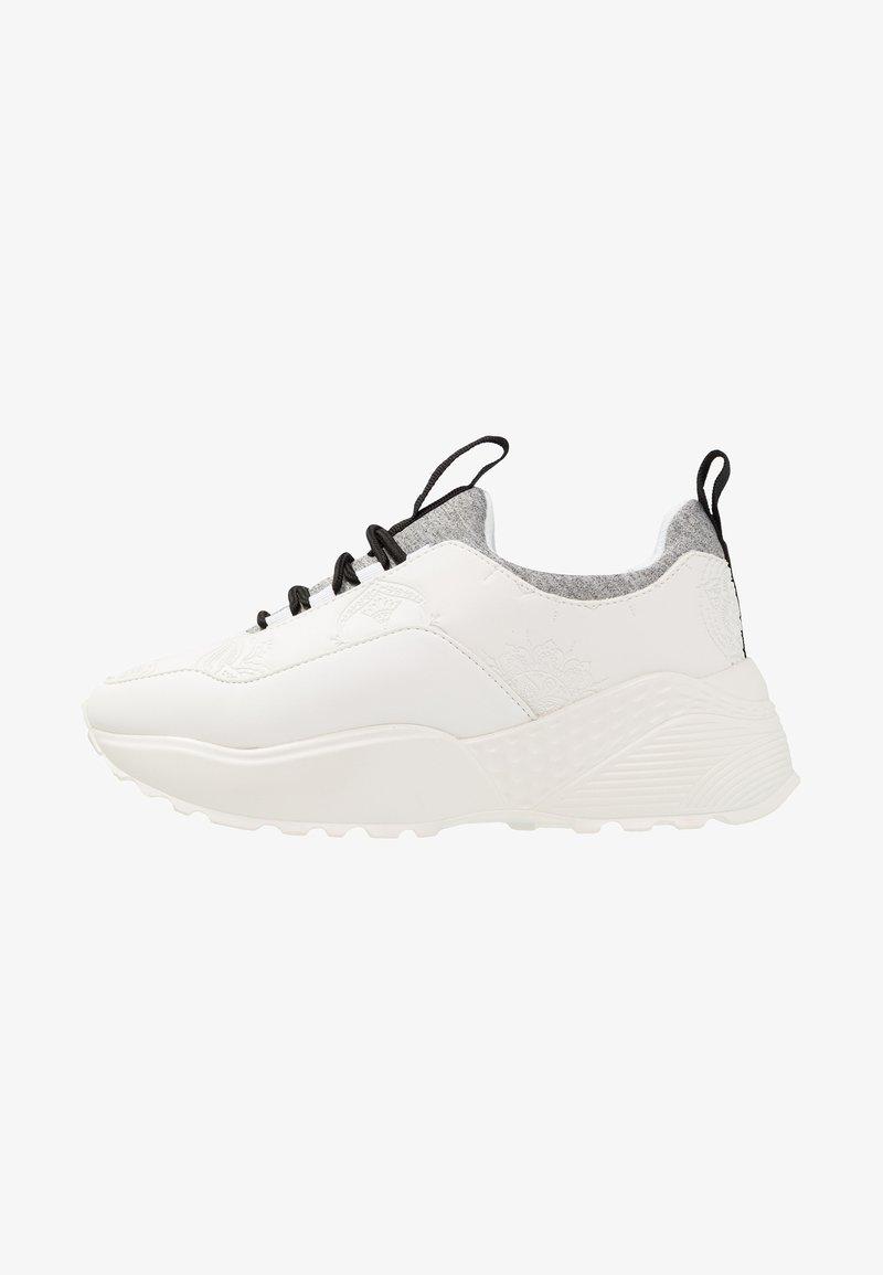 Desigual - CHUNKY - Sports shoes - white