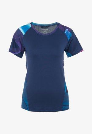 TEE TECH ARTY - T-shirt print - blue