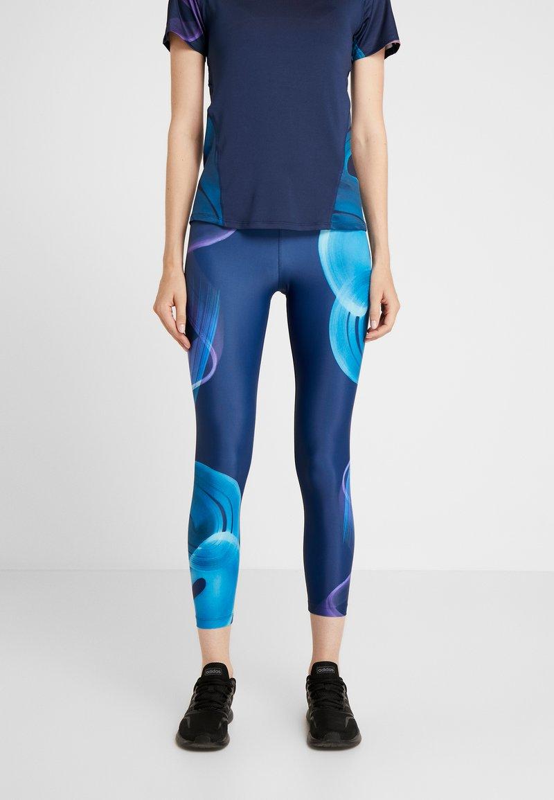 Posicional ArtyCollants ArtyCollants Legging Desigual Blue Posicional Desigual Legging Blue vNnwm80O