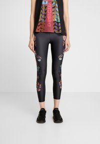 Desigual - POSITIONAL - Legging - black - 0