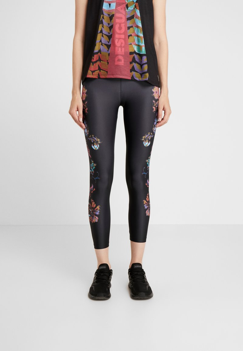 Desigual - POSITIONAL - Legging - black