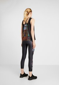 Desigual - POSITIONAL - Legging - black - 2