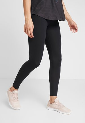 LEGGING ESSENTIAL COMPRESIVE - Collant - black