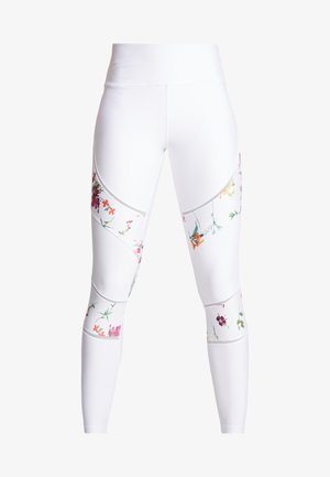 BLOCKING LEGGING GARDENS - Collants - blanco
