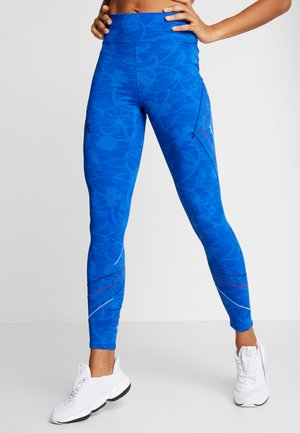 FLATLOCKS - Legging - royal