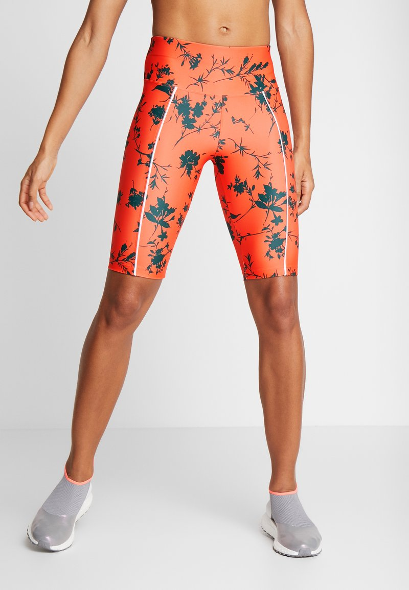 Desigual - CYCLING LEGGING STREET GARDEN - Sports shorts - sunset