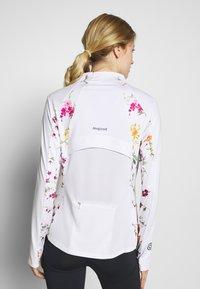 Desigual - RUNNING GARDENS - Training jacket - blanco - 2