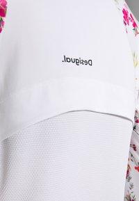 Desigual - RUNNING GARDENS - Training jacket - blanco - 5