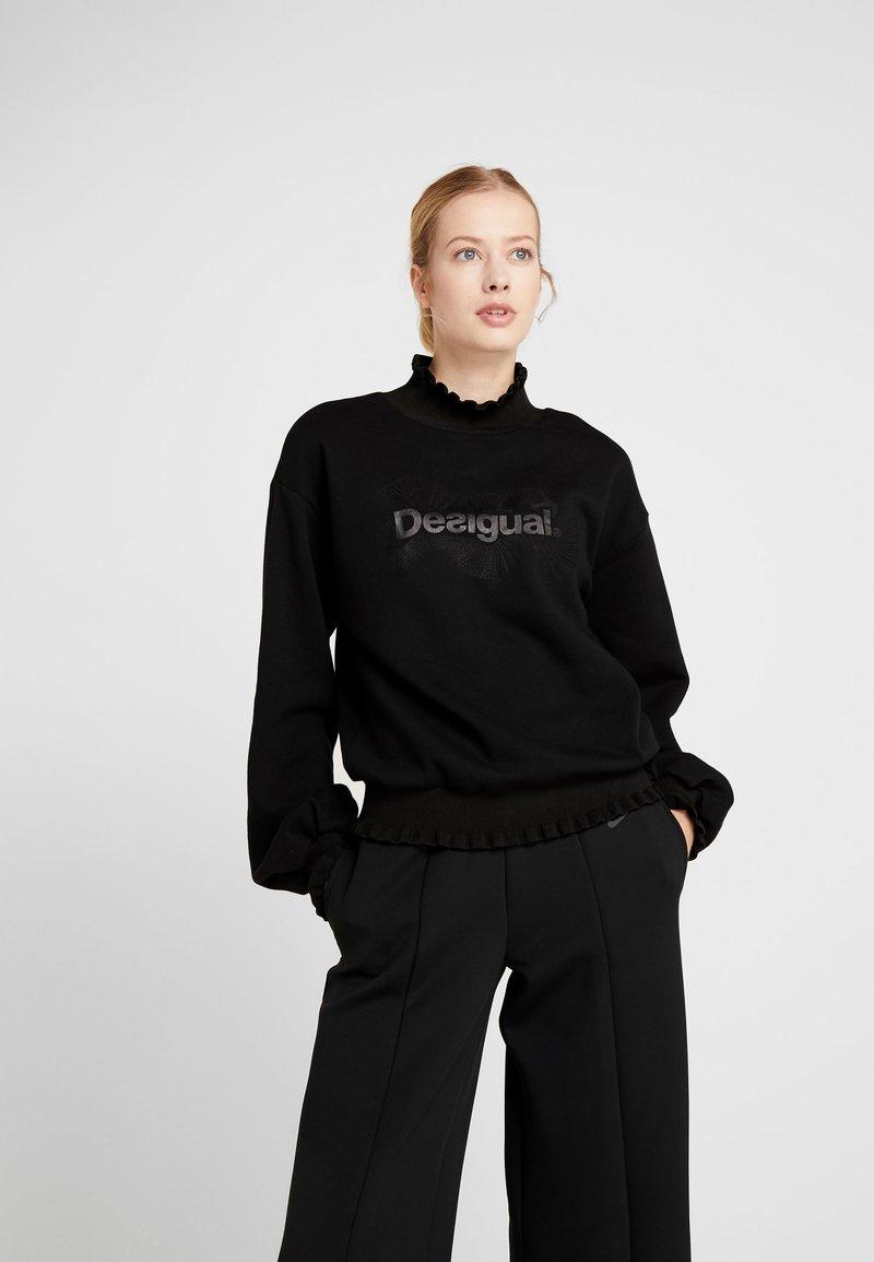Desigual - OTOMAN - Felpa - black