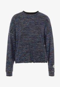 Desigual - STUDIO - Long sleeved top - azul electric - 3