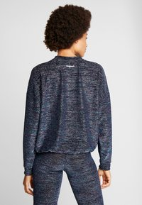 Desigual - STUDIO - Long sleeved top - azul electric - 2