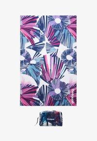 Desigual - PACK TOWEL ARTY - Accessoires - Overig - blue - 6