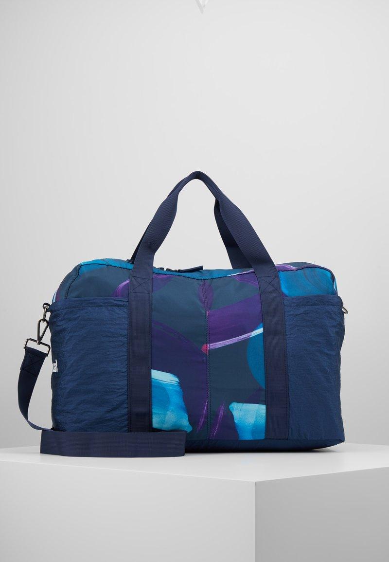 Desigual - MATILDE GYMBAG ARTY - Sportstasker - blue