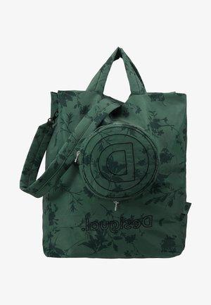 SHOPPING BAG GARDENS - Sportväska - caqui