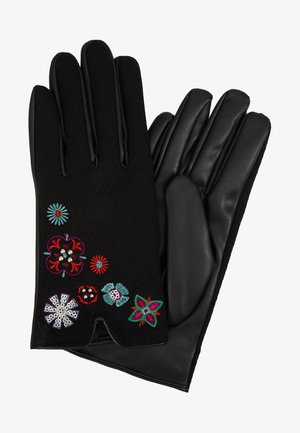 GLOVES NANIT - Gants - black