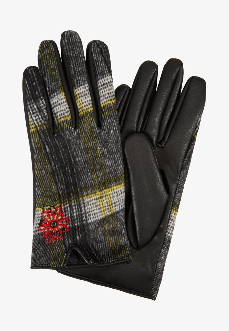Desigual - GLOVES - Rukavice - crudo