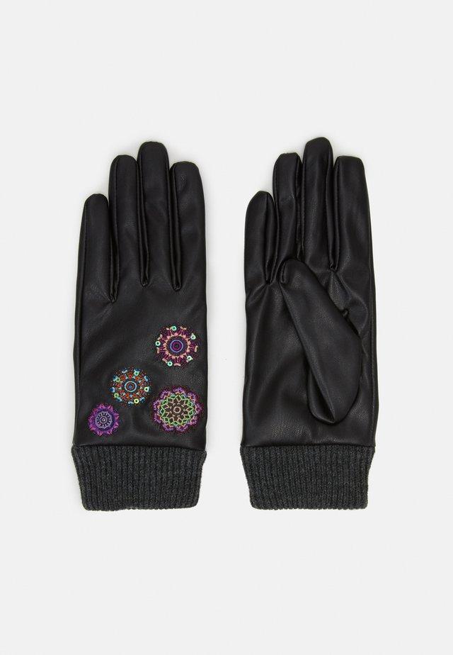 GLOVES ASTORIA - Fingerhandschuh - black