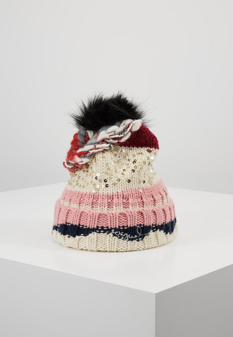 Desigual - HAT - Beanie - rosa helado