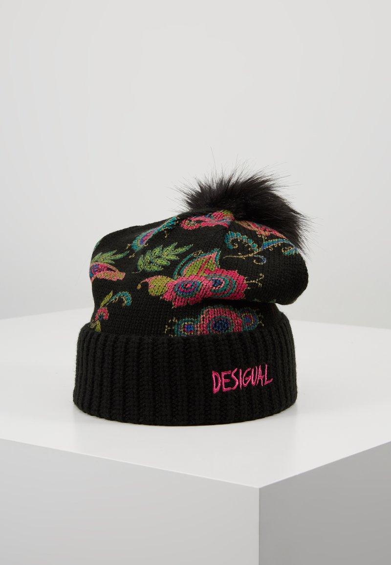 Desigual - HAT ANUBIS - Mütze - fucsia