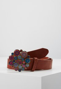 Desigual - BELT NANIT - Vyö - brown - 0