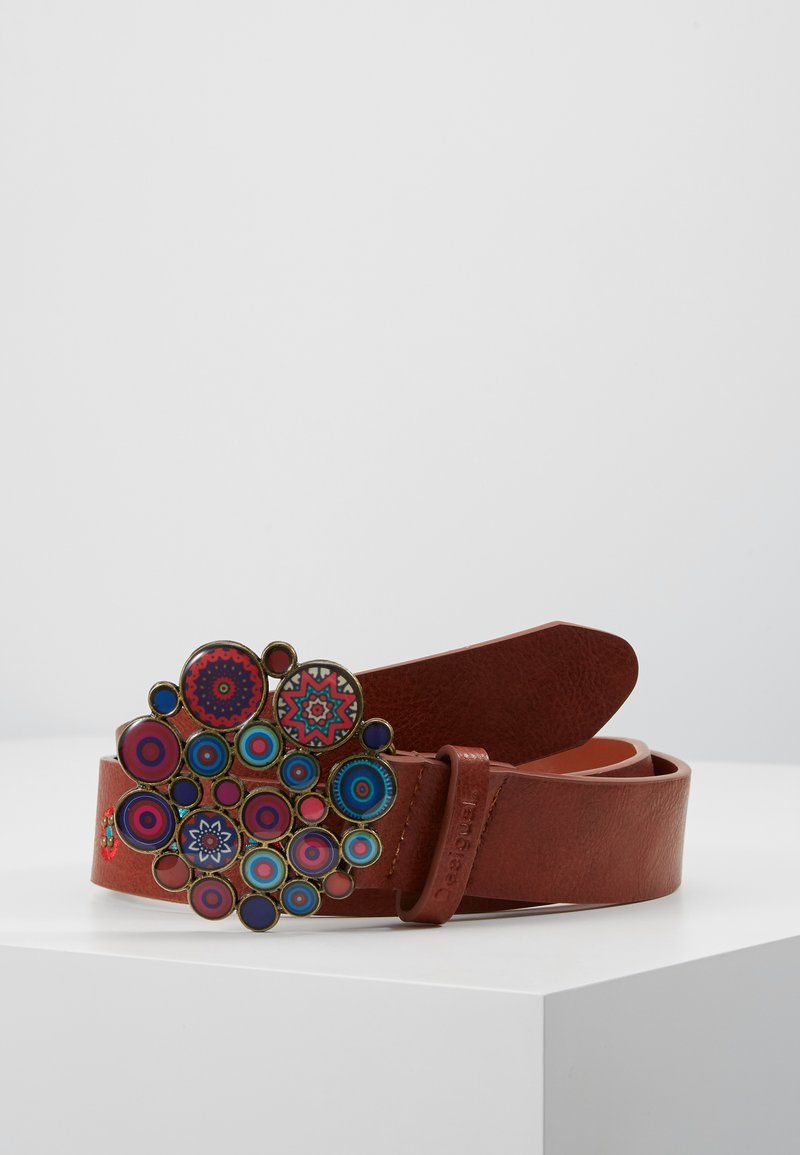 Desigual - BELT NANIT - Vyö - brown