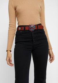 Desigual - BELT NANIT - Vyö - brown - 1