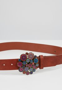 Desigual - BELT NANIT - Vyö - brown - 4
