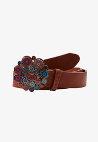 Desigual - BELT NANIT - Vyö - brown - 3