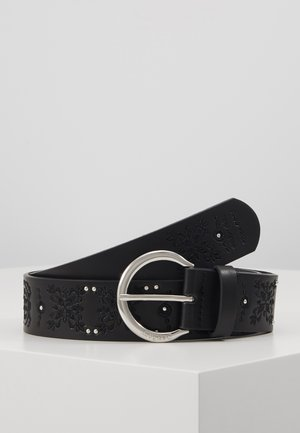 BELT PAÑUELO - Belt - black