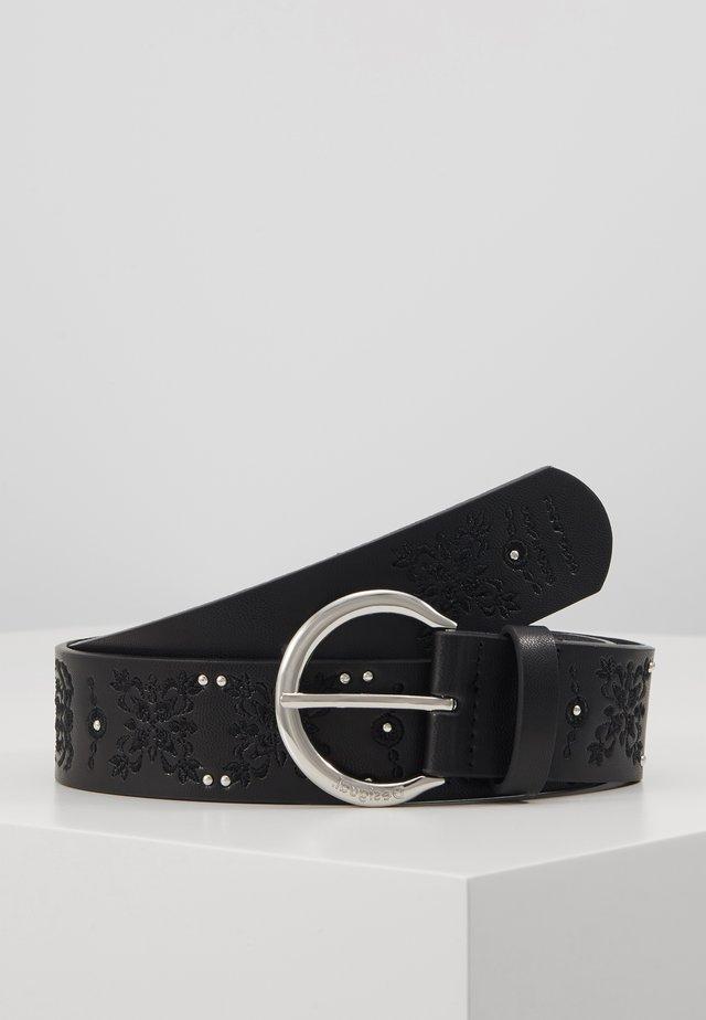 BELT PAÑUELO - Cinturón - black