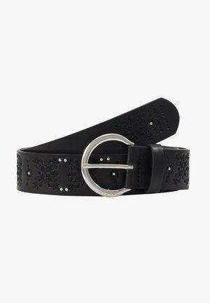 BELT PAÑUELO - Belt - black