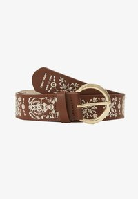 Desigual - BELT PAÑUELO - Belte - brown - 2