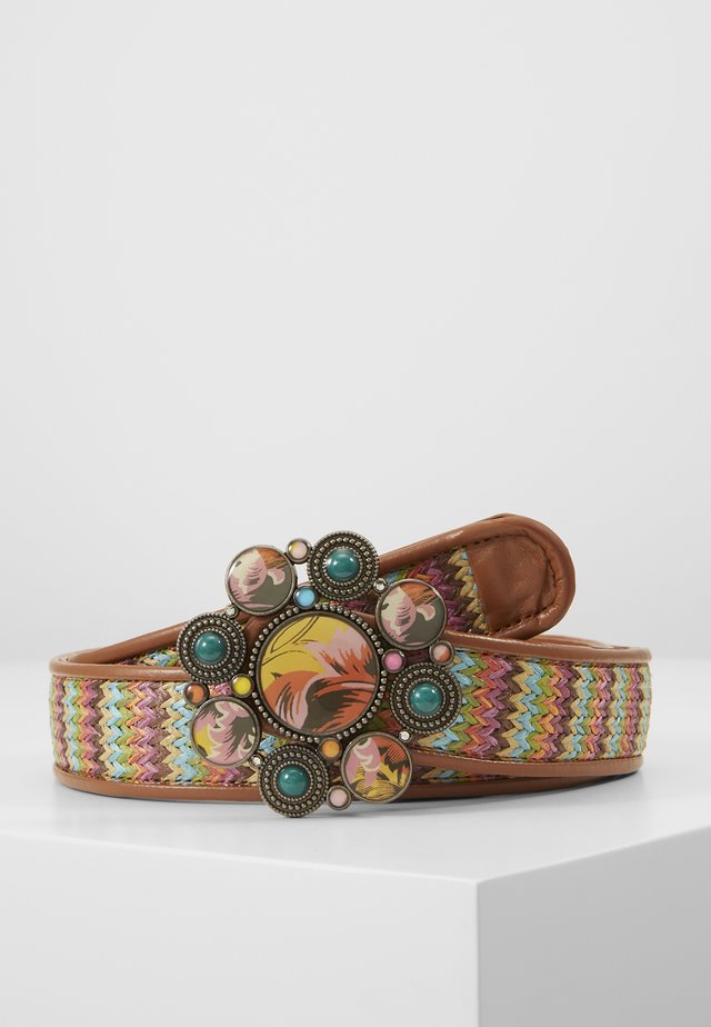 BELT LOVE REVERSIBLE - Cinturón - neon pink