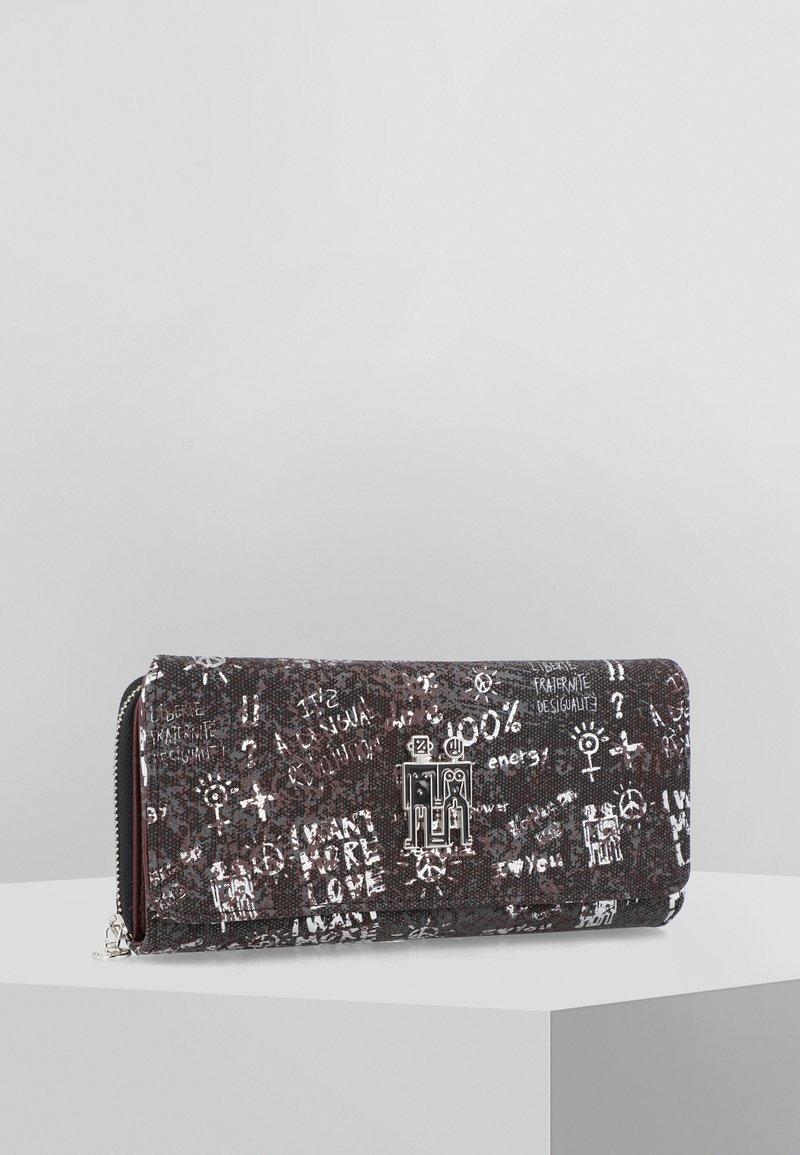 Desigual - Wallet - black