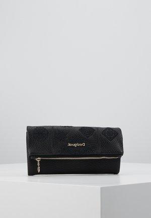 MONE ALEGRIA ROCIO - Peněženka - black