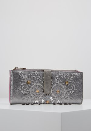 MONE MAJESTIC PIA - Wallet - silver