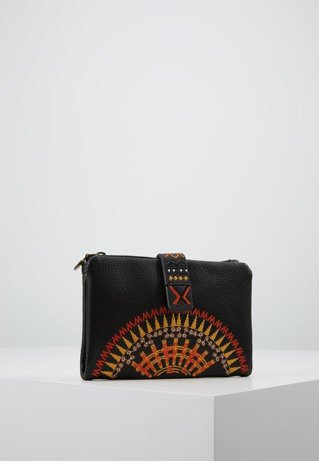 MONE AFRICAN MANDALA PIA MINI - Wallet - black